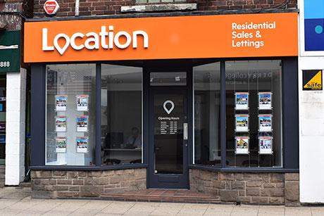 Location Estate Agency Alfreton
